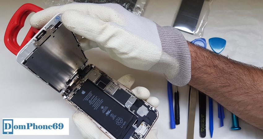 Réparation de téléphone portable à domicile sur Lyon et sa région.