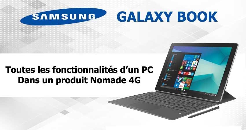 Avis Samsung Galaxy Book