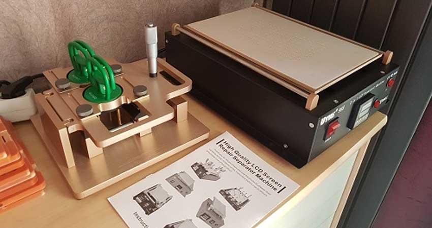 Atelier de réparation de Smartphone DomPhone69