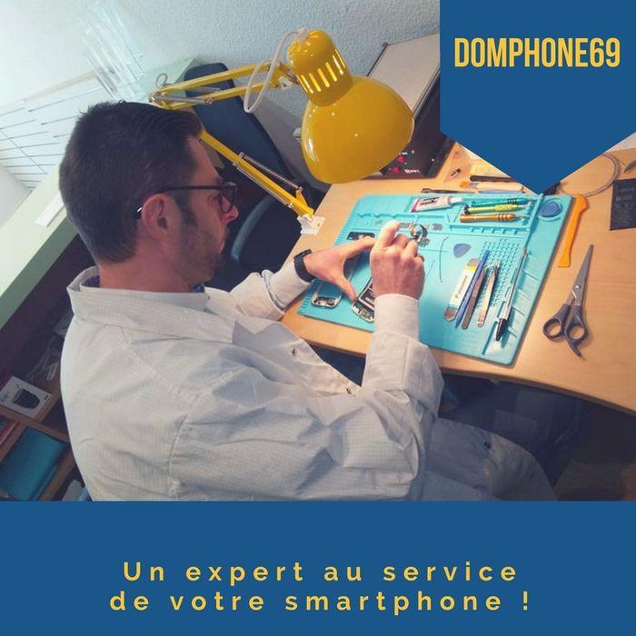 reparateur de smartphone lyon domphone69