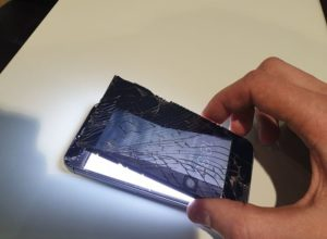 reparation ecran iphone apple