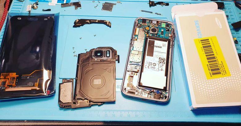 reparation, d'ecran de smartphones