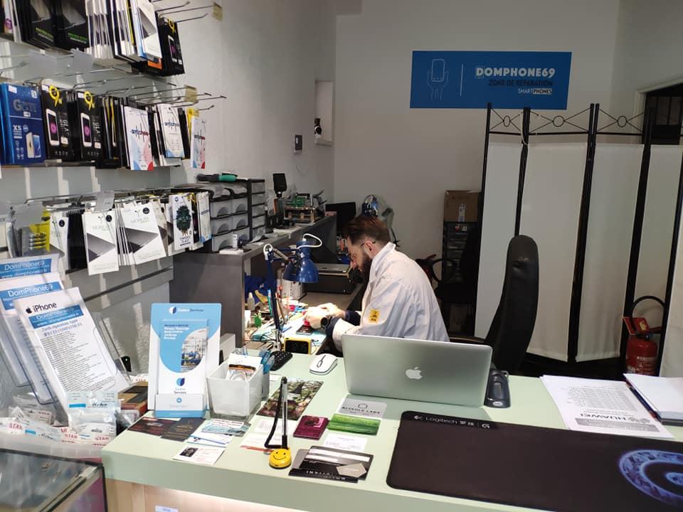 reparations de télephone huawei et xiaomi à lyon