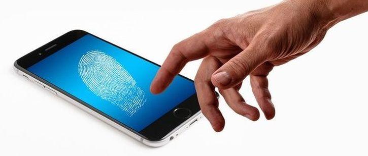 empreinte digitale pour deverrouiller smartphone
