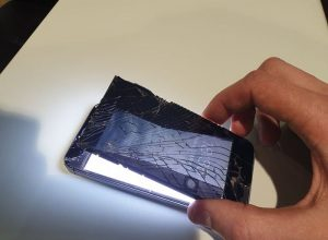 reparation écran iphone